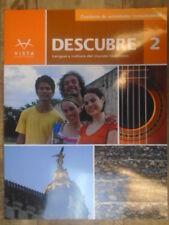 Descubre, Level 2 Cuaderno de Actividades Comunicativas by