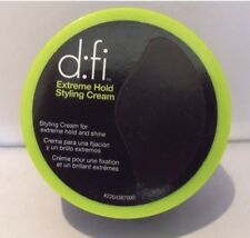 D:FI Extreme Hold Styling Cream • Hold And Shine 2.65 oz / 75 g