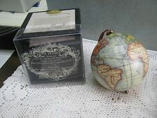 TERRESTRIAL GLOBE Age of Exploration Authentic Models Naviagre Neccesse Est.