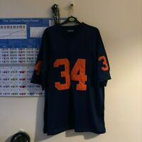 The Hundreds Football Jersey Navy Size XL Rare Hype Skate