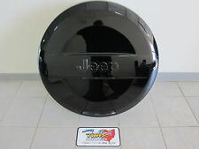 2007-2017 Jeep Wrangler Hard Shell Molded Spare Tire Cover Mopar OEM