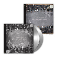Coldplay - Everyday Life Exclusive Limited Edition Silver Color 2x Vinyl LP
