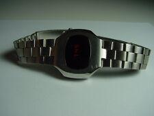 Armbanduhr PALLAS PARA LED, getragener Zustand, Herrenuhr.