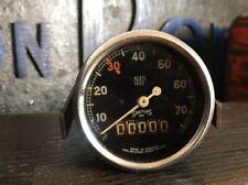 Smiths MA 42871 / 1000 speedo/speedometer Vintage Untested
