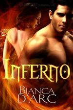 INFERNO by Bianca D'Arc EROTIC PARANORMAL SHIFTER VAMPIRE MENAGE MFMM