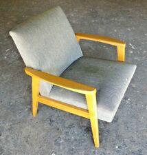 1//4 Danish design Teak Armlehn Stuhl Lounge Sessel Midcentury Stil Sekretär Loft