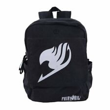 Fairy Tail Anime Guild Black Backpack