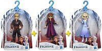 Disney Frozen II / Reine des Neiges 2 - Elsa + Anna + Kristoff - Hasbro 100% NEW