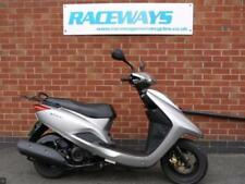 Yamaha Motorcycles & Scooters Electric start 2010 MOT Expiration Date