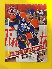 CONNOR McDAVID - 2017 Upper Deck - National Hockey Card Day Canada - Star #CAN9