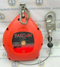 Miller Falcon Self Retracting Lifetime Mp30g Z730ft Srl Fall Protection 300lbs