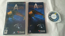 STAR TREK TACTICAL ASSAULT UBISOFT SONY PSP PLAYSTATION PORTABLE PAL ESPAÑA