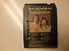 England Dan & John Ford Coley - Nights Are Forever - 8 track