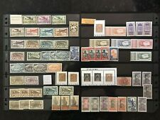 STAMPS FRANCE/8 COLONIES-SOUDAN/SOMALIS/NIGER/MAURITANIA..1891+MINT&USED 4p #506