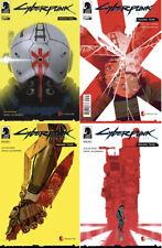 Cyberpunk 2077 #1, #2, #3, #4 (Set) Nm PlayStation Xbox   Low Print🔥Hot Keys🔥