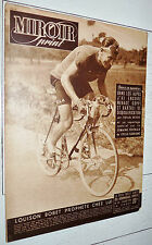 MIROIR SPRINT N°167 1949 CYCLISME BOBET TOUR DE L'OUEST BINDA COPPI BARTALI