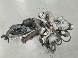 Genuine BMW Twin Turbo Turbocharger N47s 123d 23d 1 Series X1 7810960 7804637