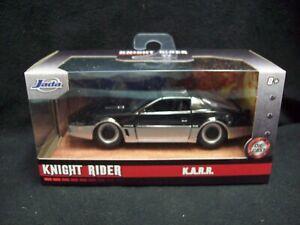 Jada Toys Hollywood Rides Knight Rider KARR.