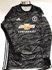 Manchester United Away Adidas Goalkee Shirt 2019-2020 Long Sleeve S: Adults M