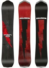 Salomon Ultimate Ride hybride carossage snowboard, 155cm 2018