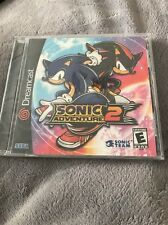 ~NEW FACTORY SEALED~ Sonic Adventure 2 (Sega Dreamcast, 2001) ~158