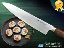 Japanese VG-10 Steel Gyuto-Chef's-knife 10.5 inch Polishing-Blade-Cutlery-New