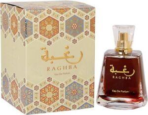 RAGHBA By Lattafa Unisex EDP Perfume 30 ml (For Men & Women) Free Shipping