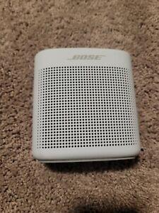 Bose SoundLink Color II: Portable Bluetooth, Wireless Speaker- Polar White