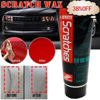 Car Scratch Repair Wax  Paint Universal Remove Scratches Maintenance Care 100ml