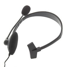 Headset w/ Microphone For Microsoft XBOX 360 LIVE Games Earphones Headphones ES