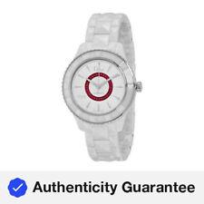 Dior VIII Esfera Blanca Automático 38mm Reloj de señoras de cerámica CD1245E8C001