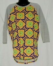 LuLaRoe Women's T-Shirt Floral Size M