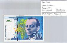 BILLET FRANCE - 50 FRANCS 1994 - BELLE QUALITÉ !!!