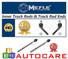 Peugeot 206 Meyle HD Inner Tie Rods & Track Rod Ends 40160205723/4HD 11160310001