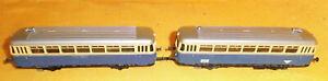 Trix Express  H0 DC Schienenbus ÖBB mit Beiwagen
