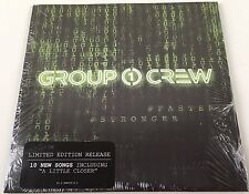 #Faster #Stronger by Group 1 Crew Christian R&B HIP HOP CD BRAND NEW