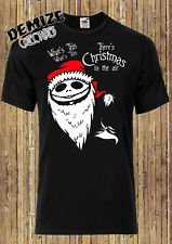 The Nightmare Before Christmas T SHIRT Unisex (What's this) ! Jack Skellington