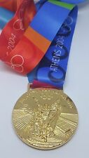 ATHENS 2004 Olympic Replica GOLD MEDAL