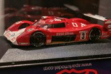 TOYOTA GT-ONE N° 3 TEAM TOYOTA Motor sport 2° 24H du MANS 1999 1:43 PHM EXCLUSIV