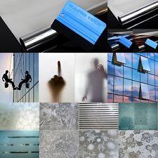 6,57€/m² Sebstklebende Folie Fensterfolie UV Sichtschutzfolie Spiegelfolie