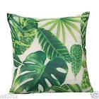 Leaf Vintage Home Decor Pillow Case Sofa Waist Throw Cushion Cover Cotton Linen