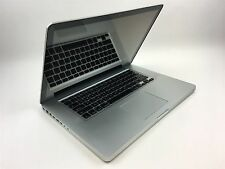 "Apple Macbook Pro A1286 15.4"" 2.4GHz 2Gb RAM 500GB Late 2008 MB470LL/A Laptop"
