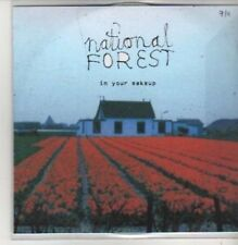 (AC407) National Forest, In Your Makeup - DJ CD