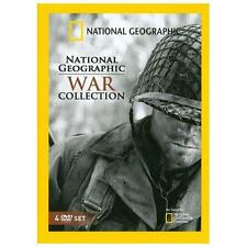 National Geographic - War Collection (4 DVD Set)