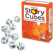 Rory's Story Cubes, New by Ceaco