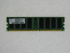 512MB MEMORY 64X64 PC2100 266MHZ 2.5V NON ECC DDR 184 PIN DIMM