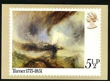 Great Britain 1975  Scott #737  PHQ Card