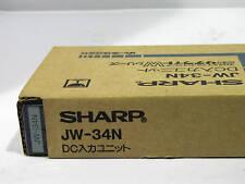 SHARP JW34N JW-34N PLC .NEW.Fast shipping