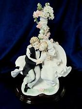 Giuseppe Armani #1618C You Are Love Wedding Day Figurine Brand Nib Rare F/Sh