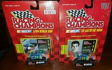 JEFF GORDON #24 1996 AND 1997 RACING CHAMPIONS Dupont Cars